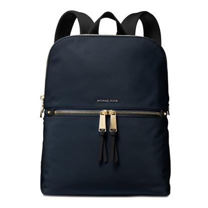 4904b0d10dd9 Michael Kors Polly Medium Slim Zip Backpack -.