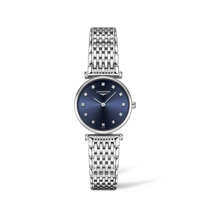 Picture of Longines La Grande Classique Blue Dial Stainless Steel Watch