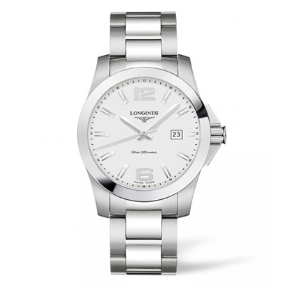Picture of Longines Conquest 41mm Stainless Steel Watch