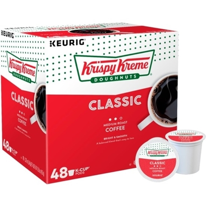 Picture of Keurig® Krispy Kreme Doughnuts Smooth Coffee 48-Count K-Cups®