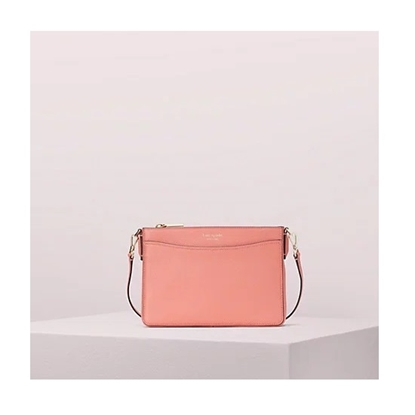 Picture of Kate Spade Margaux Medium Convertible Crossbody - Peachy
