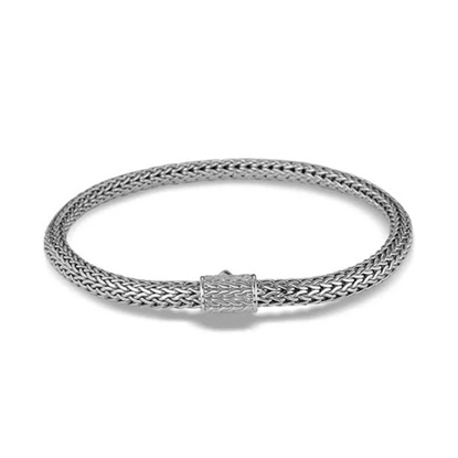 Picture of John Hardy Classic Chain Silver Extra-Small Bracelet
