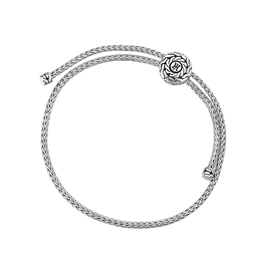 Picture of John Hardy Classic Chain Silver Pull-Through Bracelet