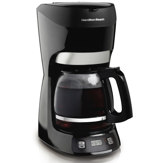 Picture of Hamilton Beach® 12-Cup Coffee Maker with Clock