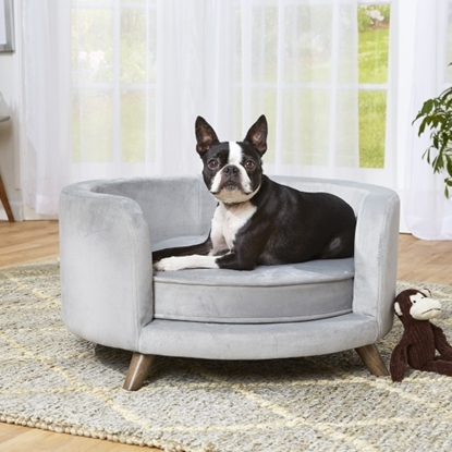Picture of Enchanted Home Pet Rosie Sofa - Grey