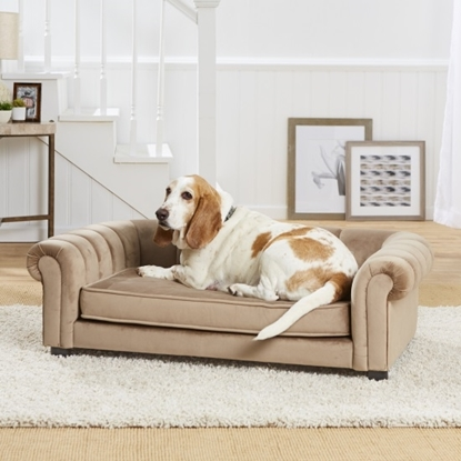 Picture of Enchanted Home Pet Sullivan Sofa - Shiitake