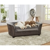 Picture of Enchanted Home Pet Panache Sofa - Dark Grey