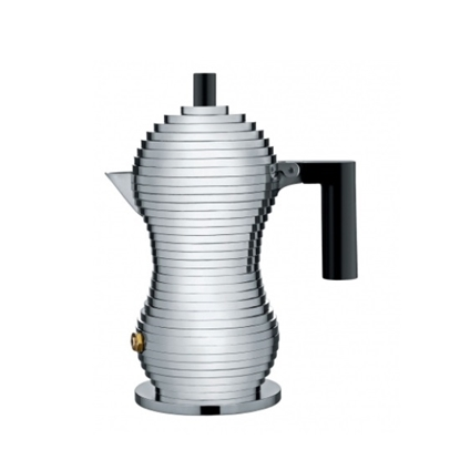 Picture of Alessi Pulcina 6-Cup Espresso Coffee Maker