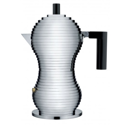 Picture of Alessi Pulcina 3-Cup Espresso Coffee Maker
