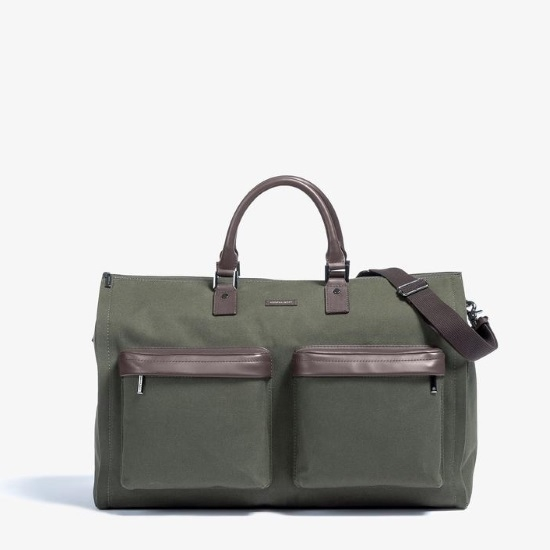 Picture of Hook & Albert Twill Garment Weekender