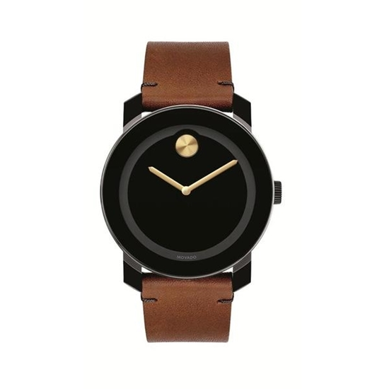 Picture of Men's Black Dial Watch