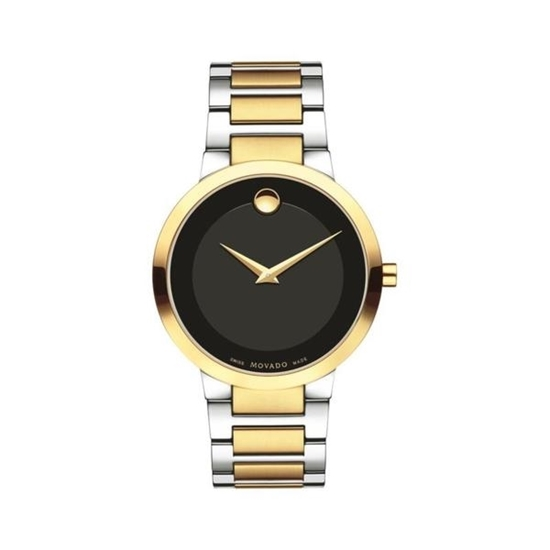 Picture of Men's Modern Classic Two-Tone Watch