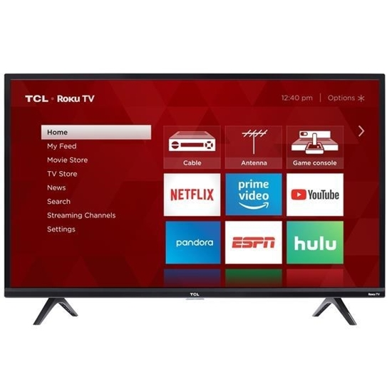 Picture of 40-inch HDTV Roku TV