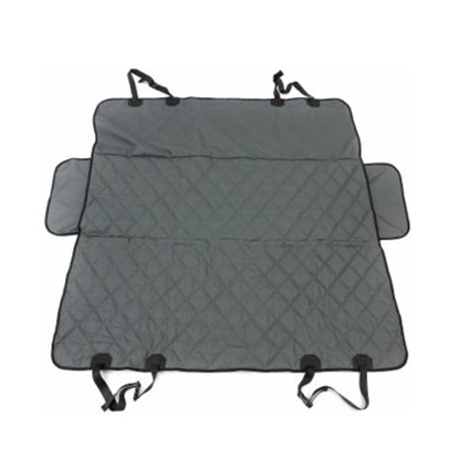 Picture of Gen7Pets® Luxury Car Seat Protector - Gray