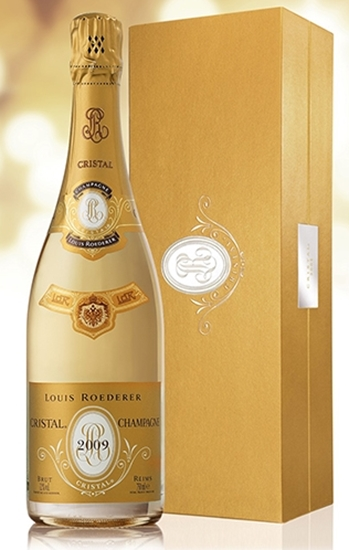 Picture of 2008 Louis Roederer 'Cristal' Brut Champagne, France