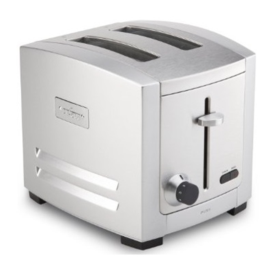 Picture of All-Clad 2-Slice Toaster