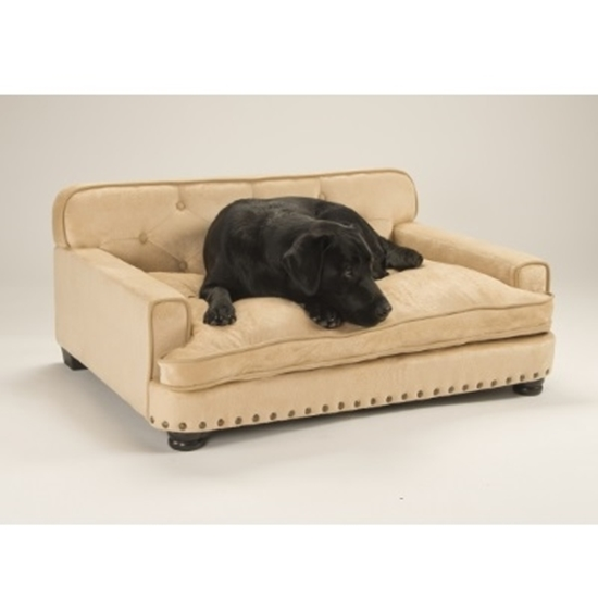 Picture of Enchanted Home Pet Library Sofa - Carmel