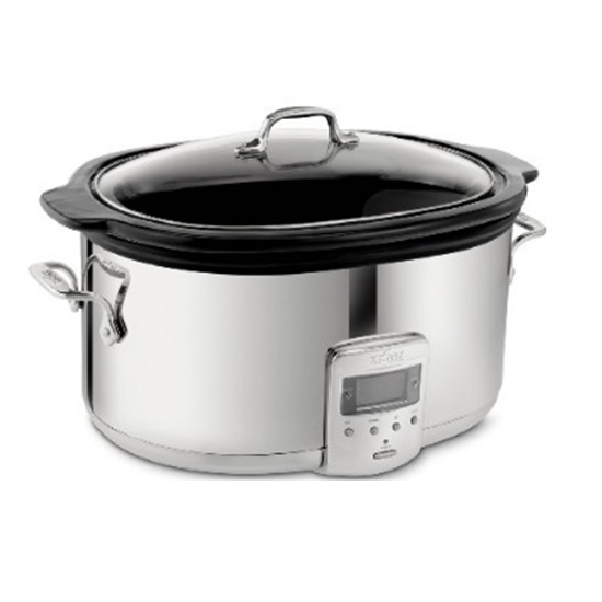 Picture of All-Clad Stainless Steel Slow Cooker with Insert