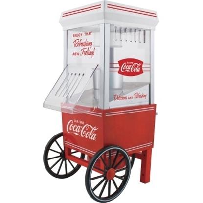 Picture of Nostalgia Electrics Movietime Popcorn Maker with Coke Logo