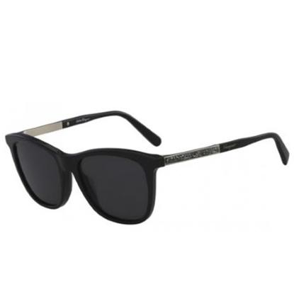 Picture of Salvatore Ferragamo Ladies' Cat Eye Sunglasses - Black