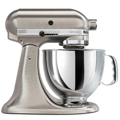 Picture of KitchenAid®Metallic® Series 5-Qt. Mixer - Nickel