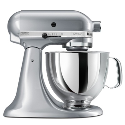 Picture of KitchenAid® 5-Quart Stand Mixer - Metallic Chrome