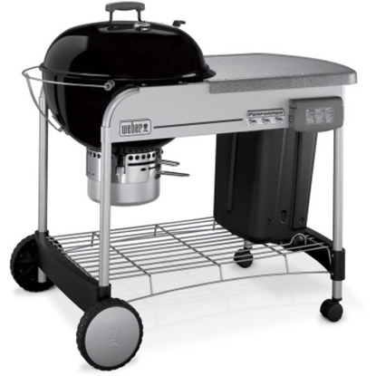 Picture of Weber® Performer® Deluxe Charcoal Grill - Black