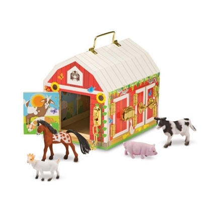 Picture of Melissa & Doug® Latches Barn