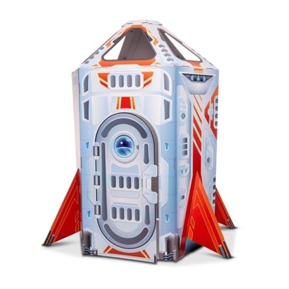 Picture of Melissa & Doug® Rocket Ship Indoor Play House