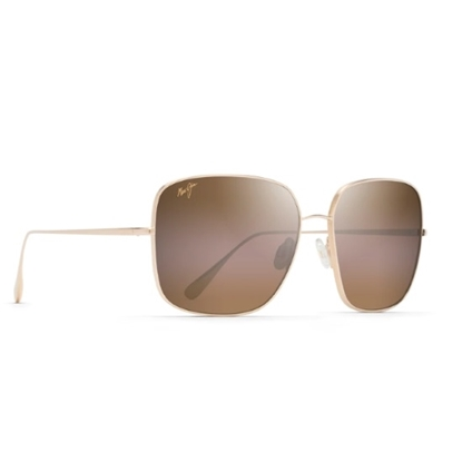 Picture of Maui Jim Triton - Gold with Bronze Lens