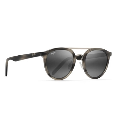 Picture of Maui Jim Sunny Days - Grey Horn with Grey Lens
