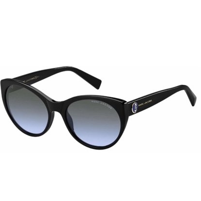 Picture of Marc Jacobs Sunglasses - Black/Gray Azure