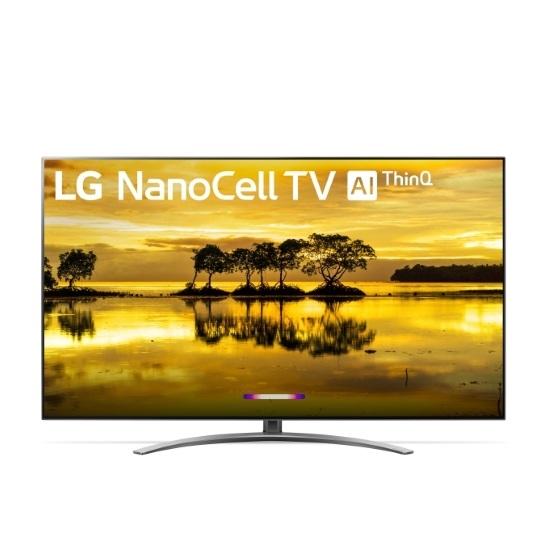 MileagePlus Merchandise Awards  LG 55'' Nano 9 Series 4K HDR