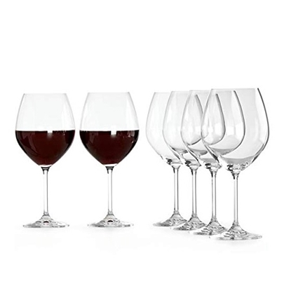 Picture of Lenox Tuscany Classic Red Wine Glasses - Set of 6