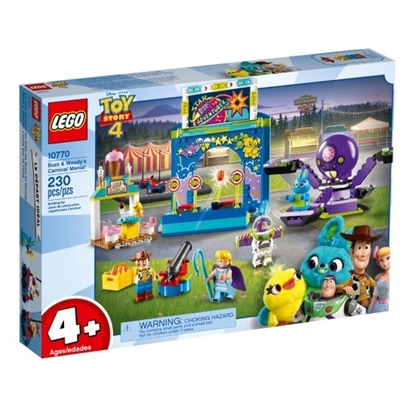 Picture of LEGO® Toy Story Buzz & Woody Carnival