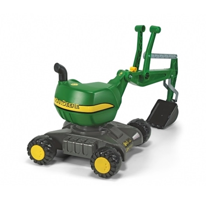 Picture of John Deere Digger Foot-to-Floor Ride-On