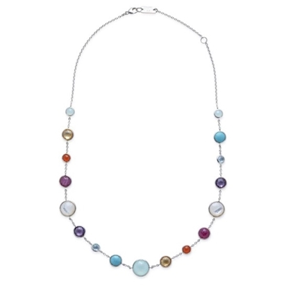 Picture of Ippolita Lollipop Lollitini Short Necklace - Multi