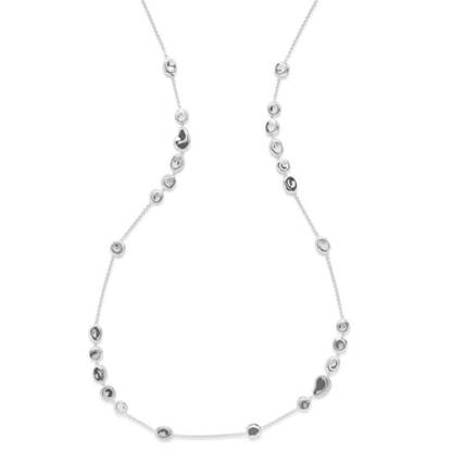 Picture of Ippolita Onda Mixed Shapes Station Necklace