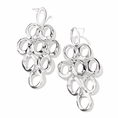 Picture of Ippolita Classico Open Cascade Earrings