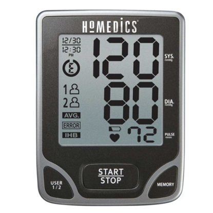 Picture of HoMedics Deluxe Arm Blood Pressure Monitor w/ Smart Measure