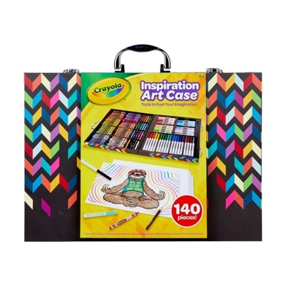 Picture of Crayola® Inspiration Art Case