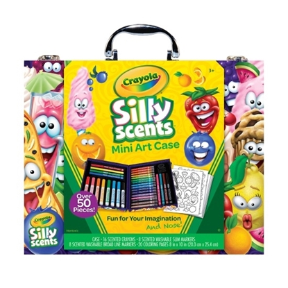 Picture of Crayola® Silly Scents Mini Inspiration Art Case