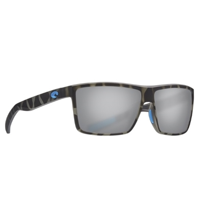 Picture of Costa Rinconcito- Matte Tiger Shark w/ Gray/Silver Mirror Lens