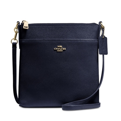Picture of Coach Kitt Swing Pack - Ink/Gold