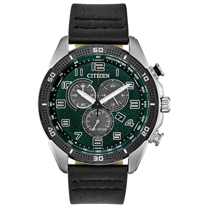 Picture of Citizen Men's Drive AR Stainless Steel Watch with Black Dial