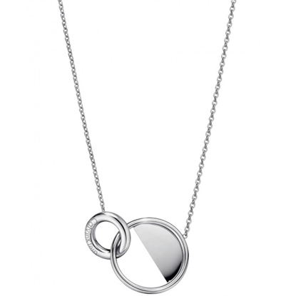 Picture of Calvin Klein Locked Stainless Steel Necklace