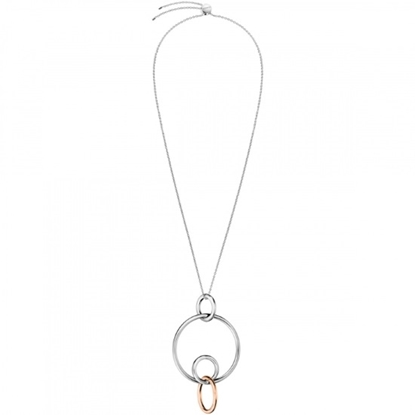 Picture of Calvin Klein Clink Two-Tone Necklace
