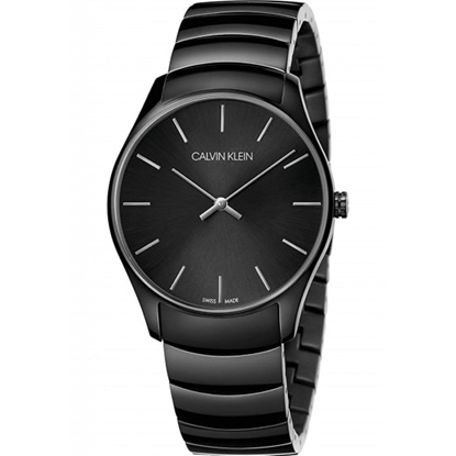 Picture of Calvin Klein Classic Too 38mm Black-Tone Watch