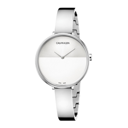 Picture of Calvin Klein Ladies' Rise Bangle Watch with Links