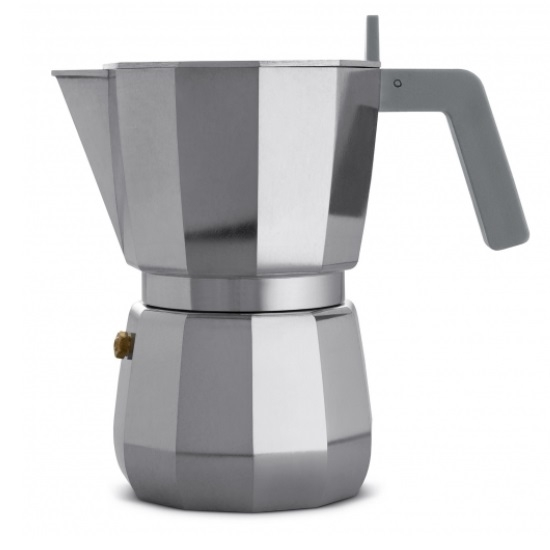 Picture of Alessi 6-Cup Moka Espresso Coffee Maker